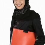 Arab Woman smiling